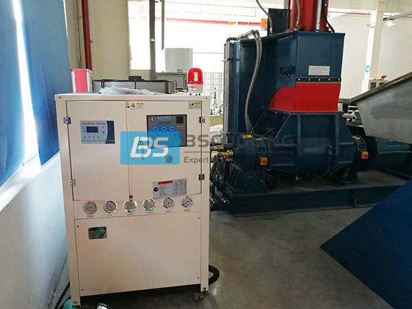 加压式密炼机用冷热水控温机案例图片