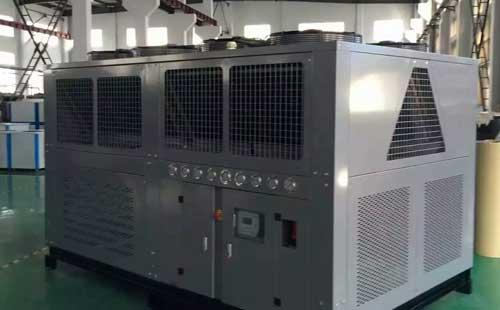 风冷式冷水机一些常见故障的快速处理办法